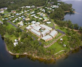 Tinaroo Lake Resort - Accommodation Whitsundays