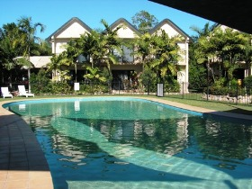 Hinchinbrook Marine Cove Resort Lucinda - Accommodation Whitsundays