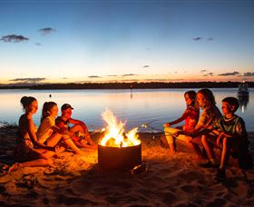 South Stradbroke Island Camping - Accommodation Whitsundays