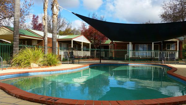 BIG4 Albury Tourist Park - Accommodation Whitsundays