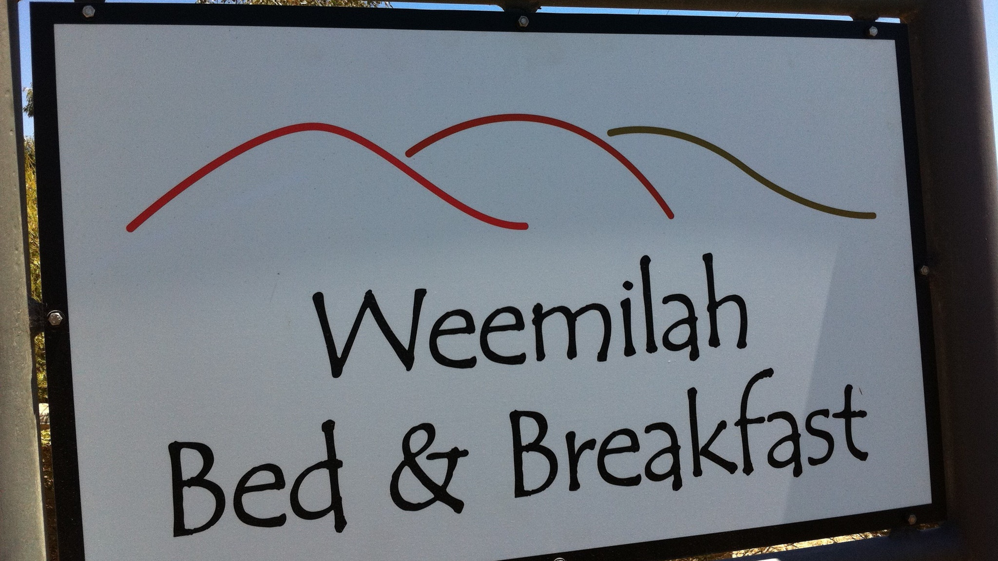 Weemilah Bed and Breakfast - Accommodation Whitsundays