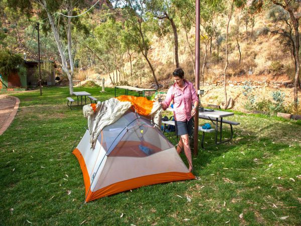 Standley Chasm Angkerle Camping - Accommodation Whitsundays