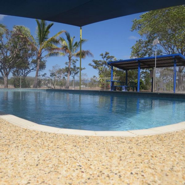 Bluewater Caravan Park - Accommodation Whitsundays