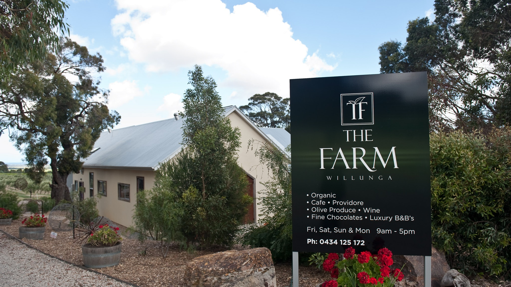 The Farm Willunga - Accommodation Whitsundays