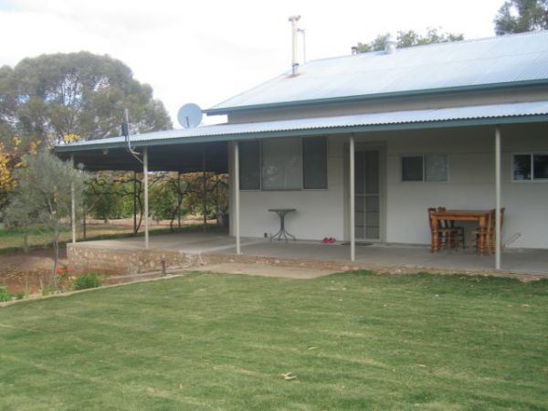 Gilgens Country River Retreat - Accommodation Whitsundays