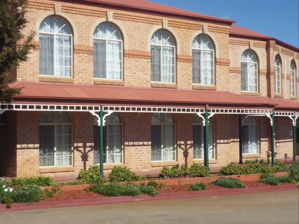 Heritage Motor Inn Goulburn - Accommodation Whitsundays