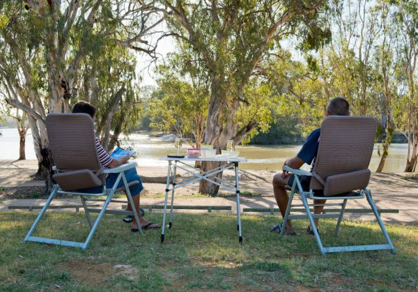 Loxton Riverfront Holiday Park - Accommodation Whitsundays