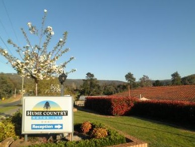 Hume Country Motor Inn - Accommodation Whitsundays