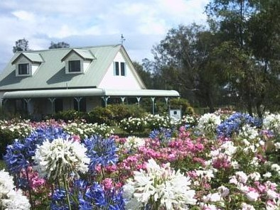 Emmas Cottage Vineyard - Accommodation Whitsundays