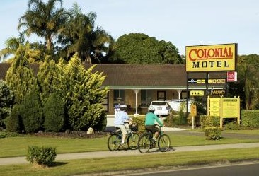 Ballina Colonial Motel - Accommodation Whitsundays