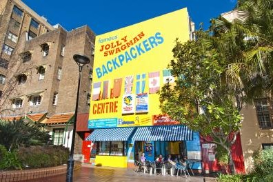 Jolly Swagman Backpackers Sydney Hostel - Accommodation Whitsundays