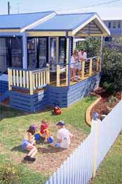 Werri Beach Holiday Park - Accommodation Whitsundays