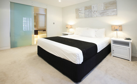 Manly Surfside Holiday Apartments - Accommodation Whitsundays