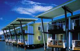 Couran Cove Island Resort - Accommodation Whitsundays