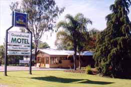 Goondiwindi Motel - Accommodation Whitsundays