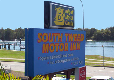 South Tweed Motor Inn - Accommodation Whitsundays