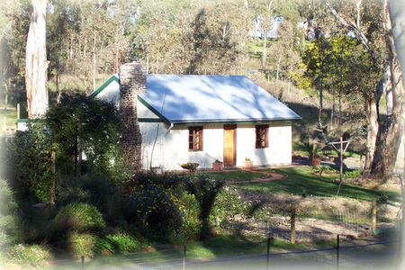 The Woodmans Cottage - Accommodation Whitsundays
