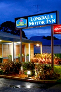 Best Western Lonsdale Motor Inn - Accommodation Whitsundays