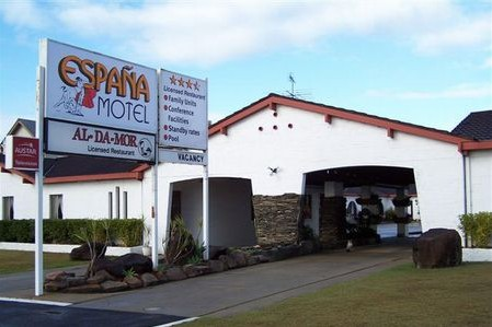 Espana Motel - Accommodation Whitsundays