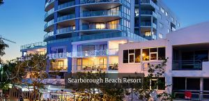 Scarborough Beach Resort - Accommodation Whitsundays