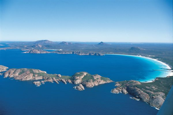 Cape Le Grand Camp at Cape Le Grand National Park - Accommodation Whitsundays