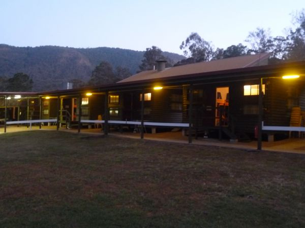 Christmas Creek Cafe and Cabins - Accommodation Whitsundays