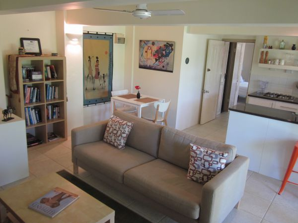 Bangalow Studio Apartment - Accommodation Whitsundays