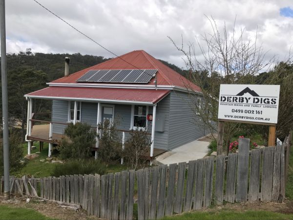 Derby Digs Cottage - Accommodation Whitsundays