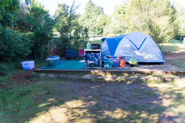 Lamington National Park Camping Ground - Accommodation Whitsundays