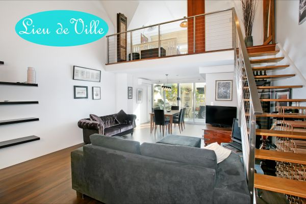 Lieu de Ville Suite - Accommodation Whitsundays