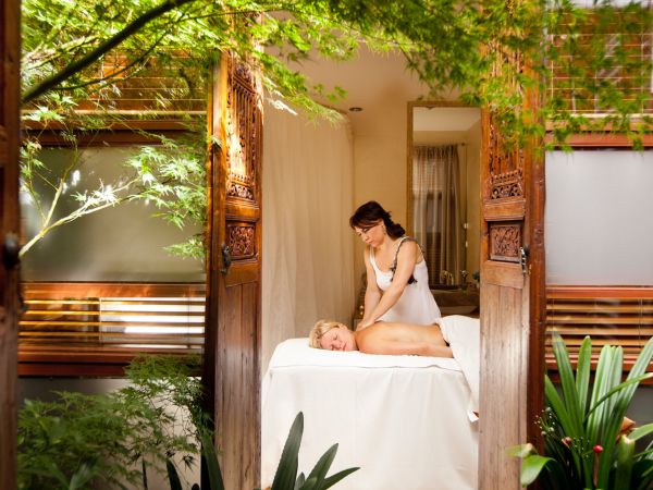 Samadhi Spa and Wellness Retreat
