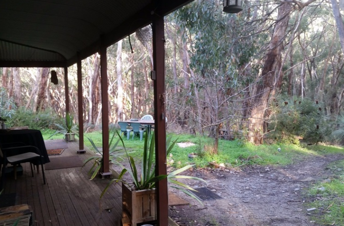 Kurianda Cottage Willunga Hill - Accommodation Whitsundays