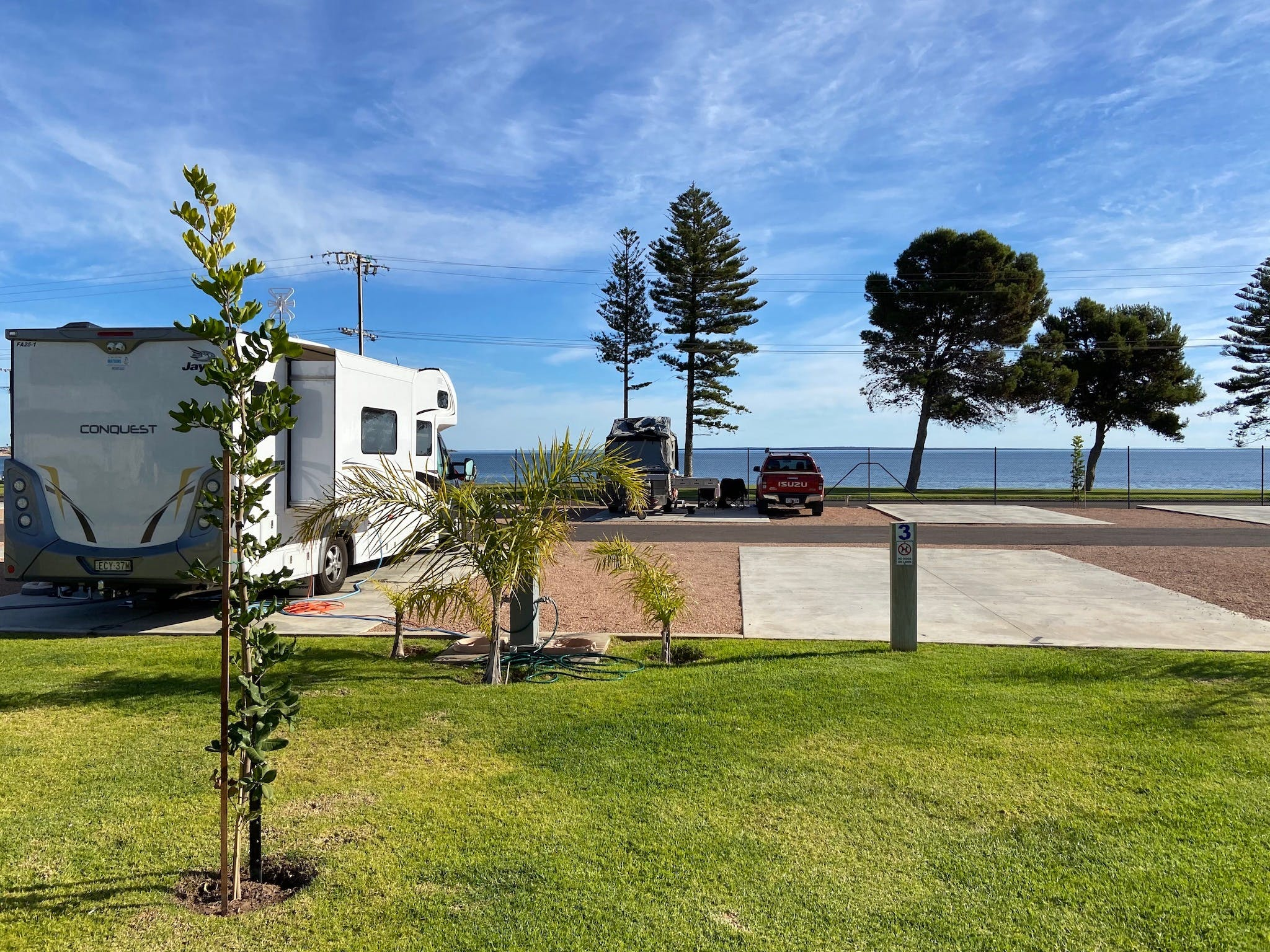 Ceduna Foreshore Caravan Park - Accommodation Whitsundays