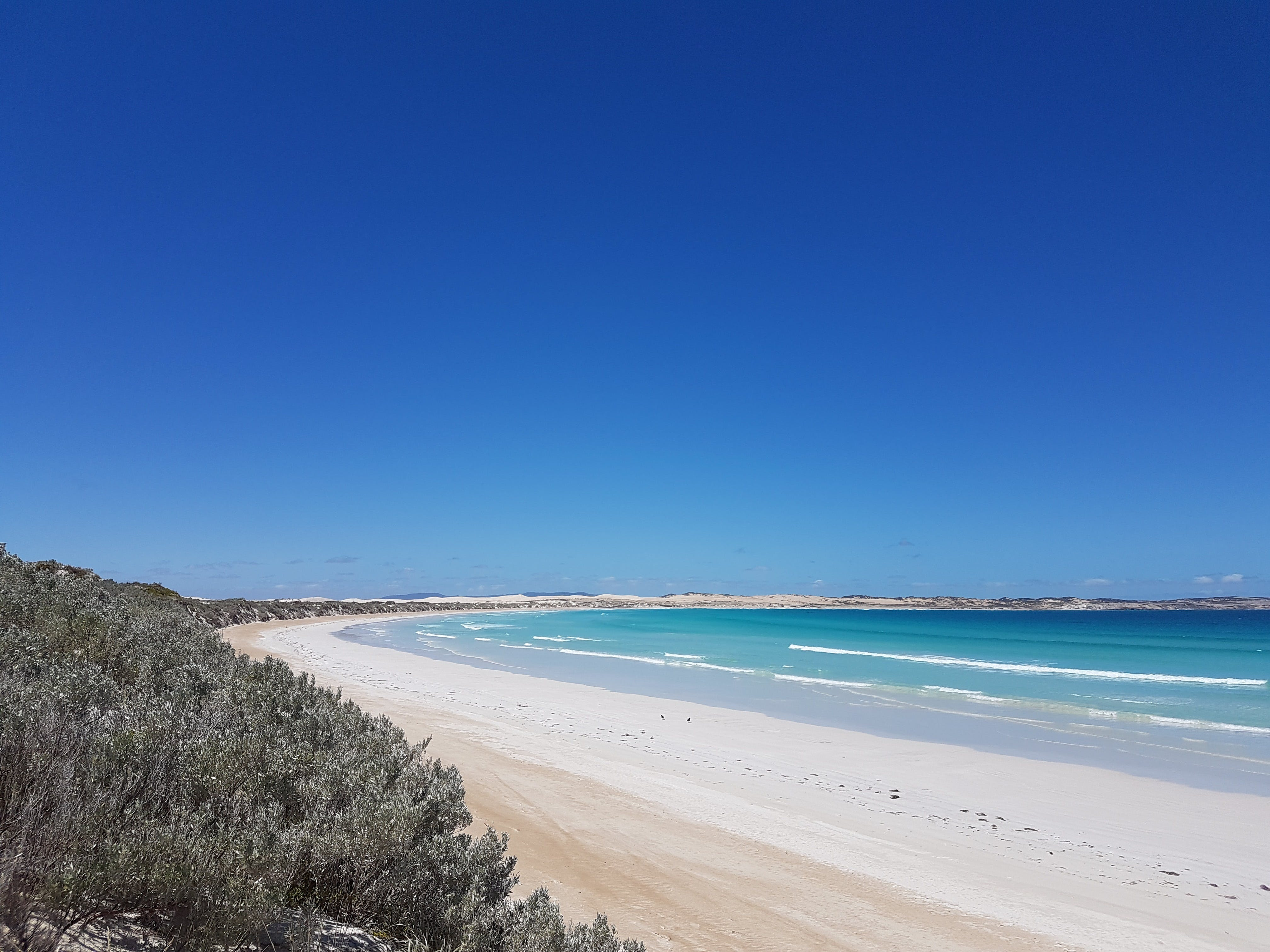 Coffin Bay National Park Campgrounds - Accommodation Whitsundays