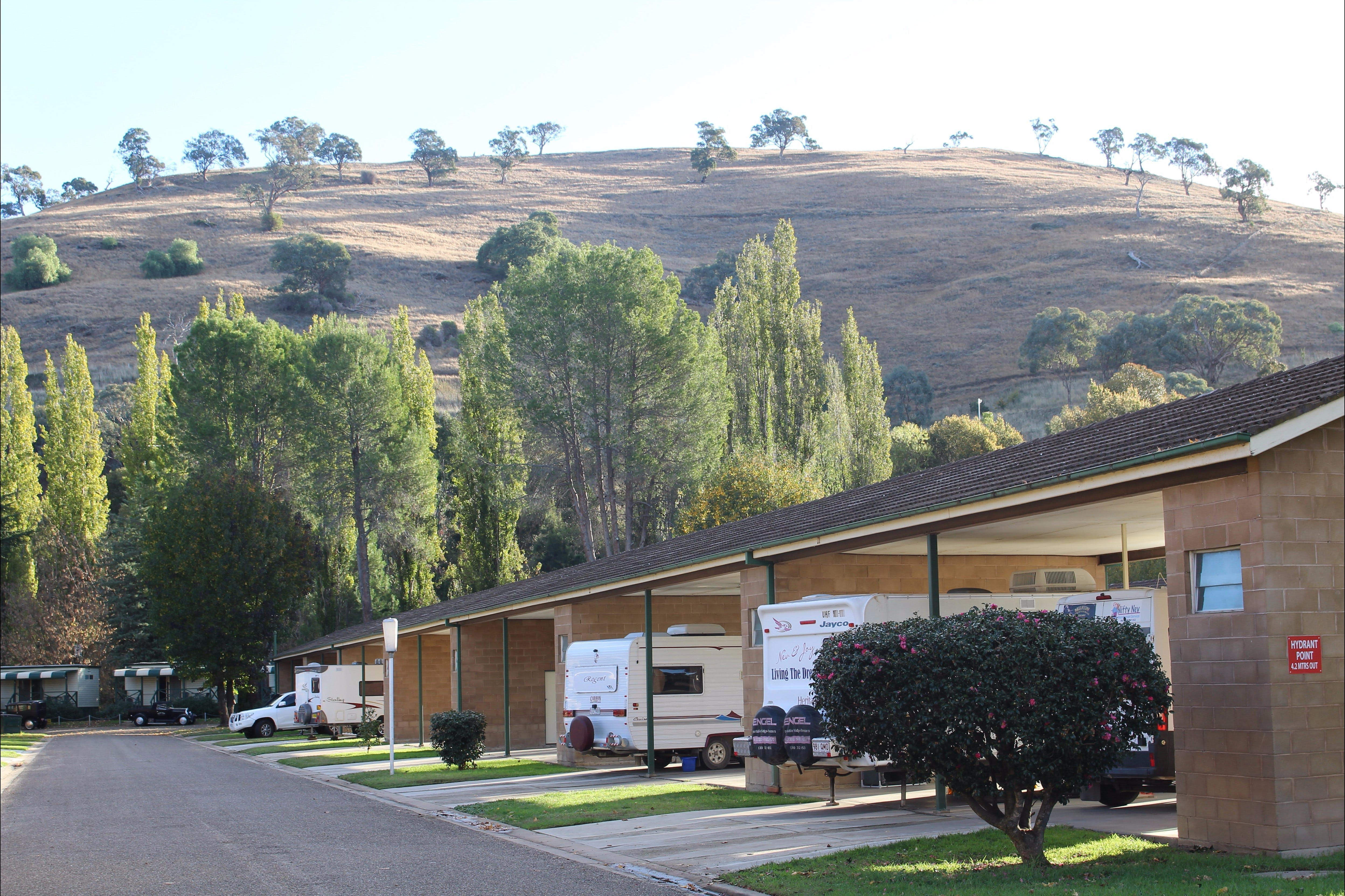 Gundagai Cabins and Tourist Park - Accommodation Whitsundays