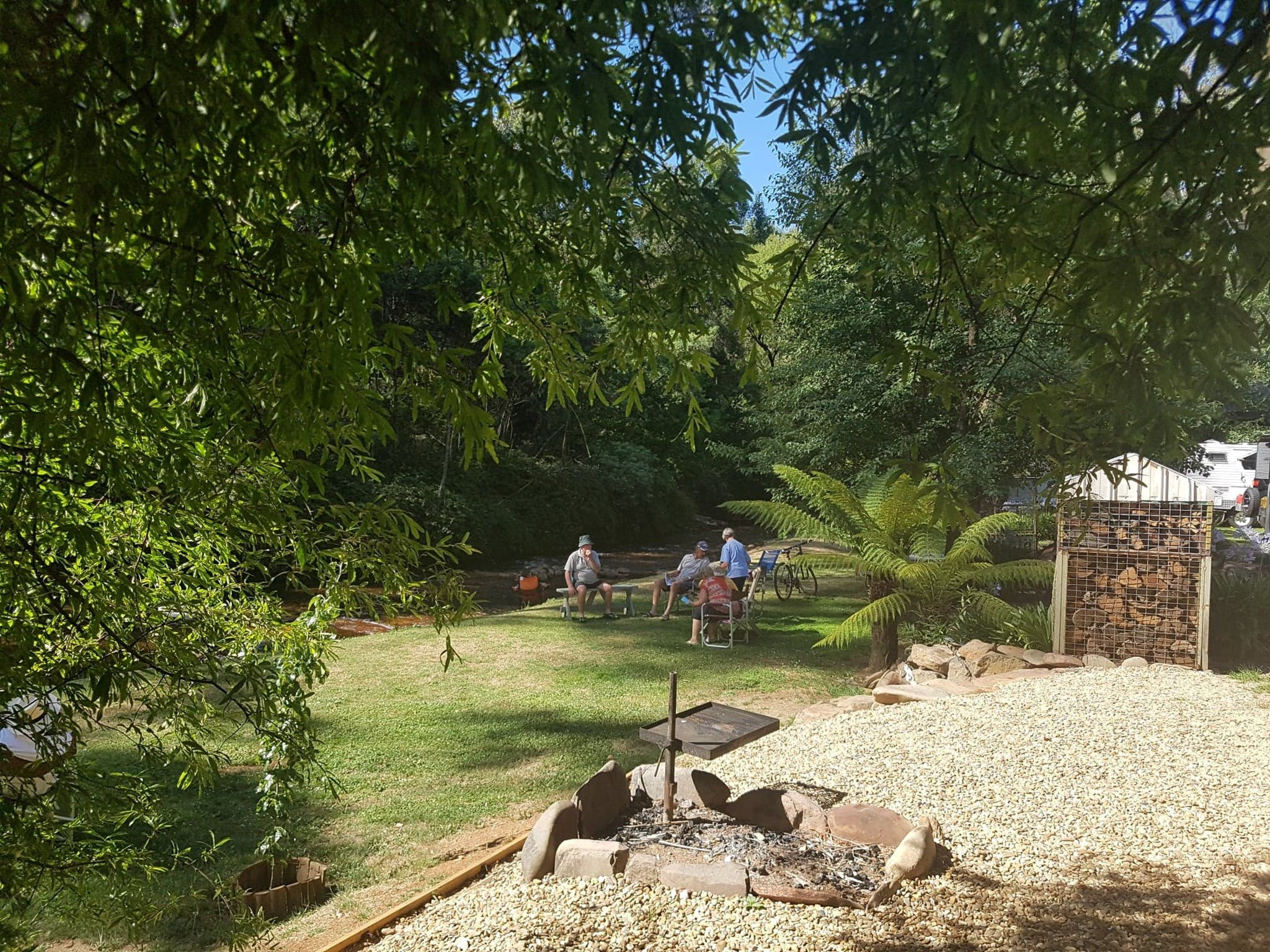 Harrietville Cabins and Caravan Park - Accommodation Whitsundays
