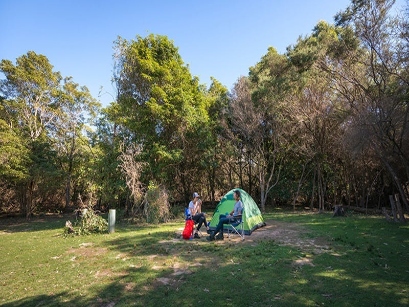 Hobart Beach campground - Accommodation Whitsundays