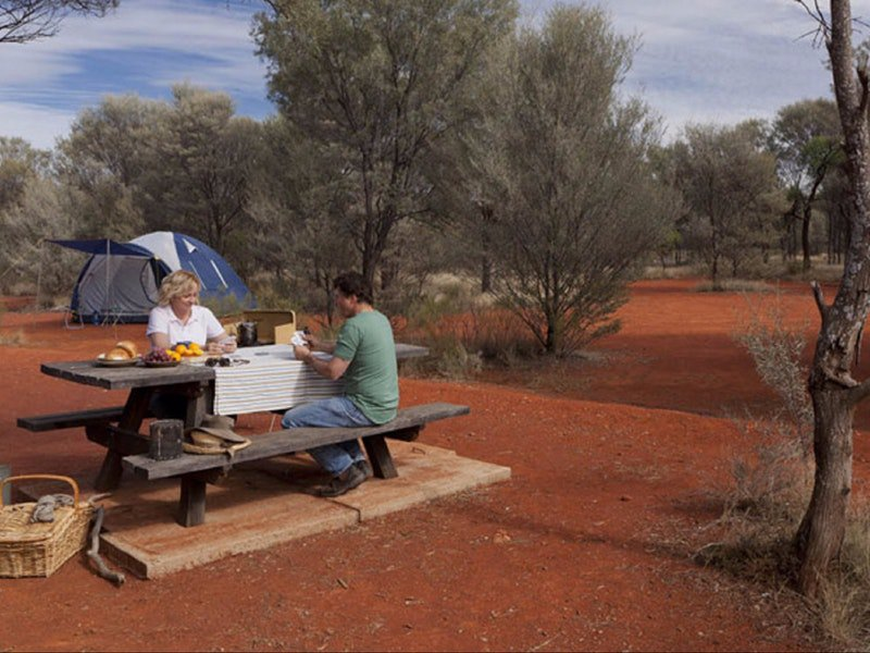 Dry Tank campground - Accommodation Whitsundays