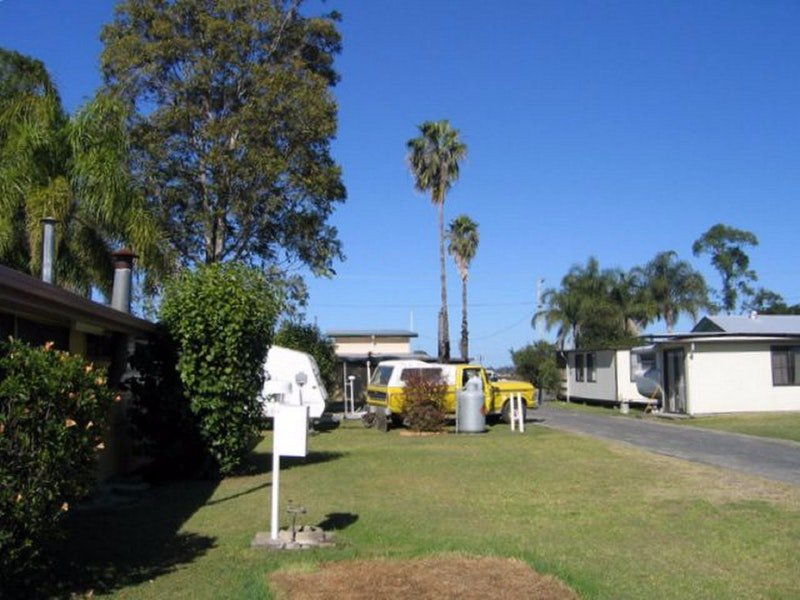 Browns Caravan Park - Accommodation Whitsundays