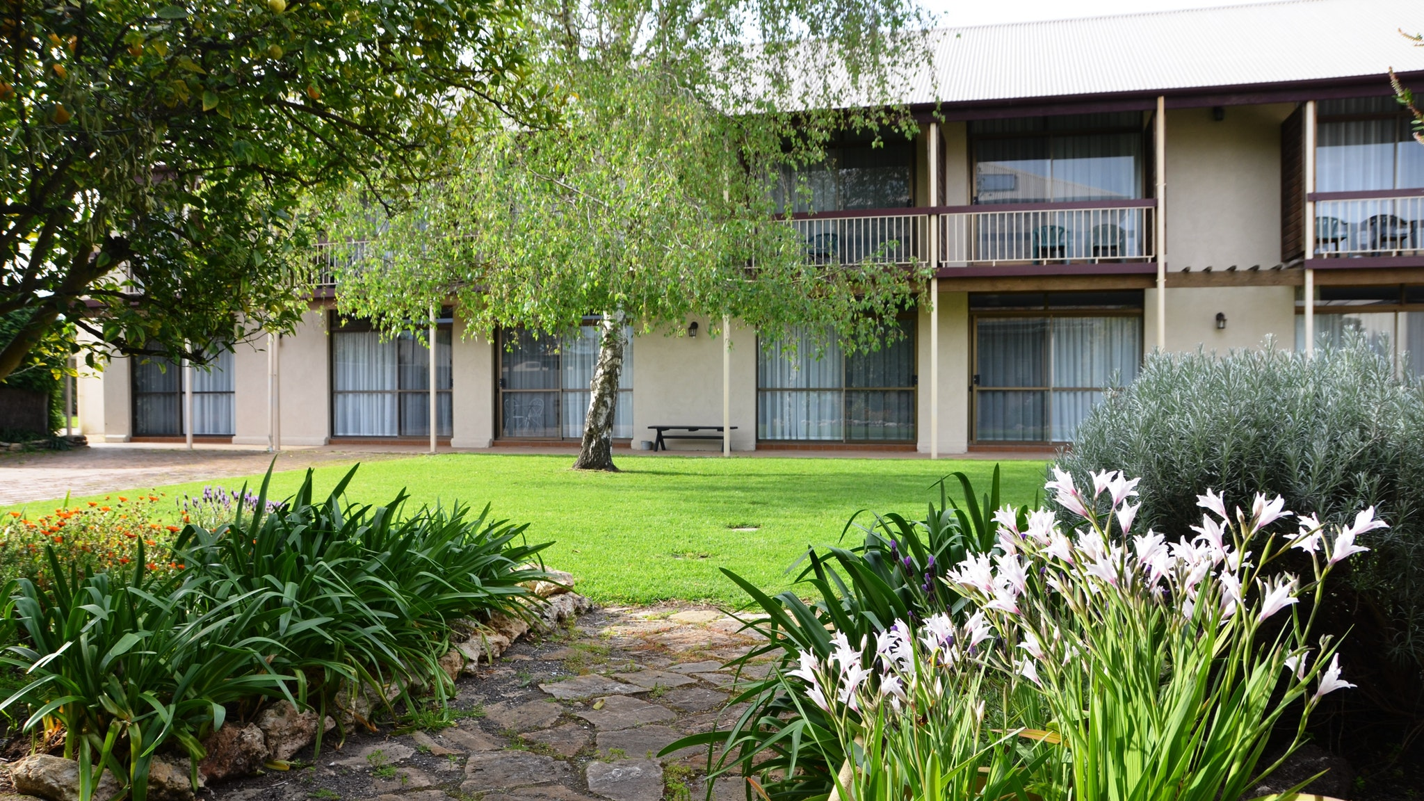 Coonawarra Motor Lodge - Accommodation Whitsundays