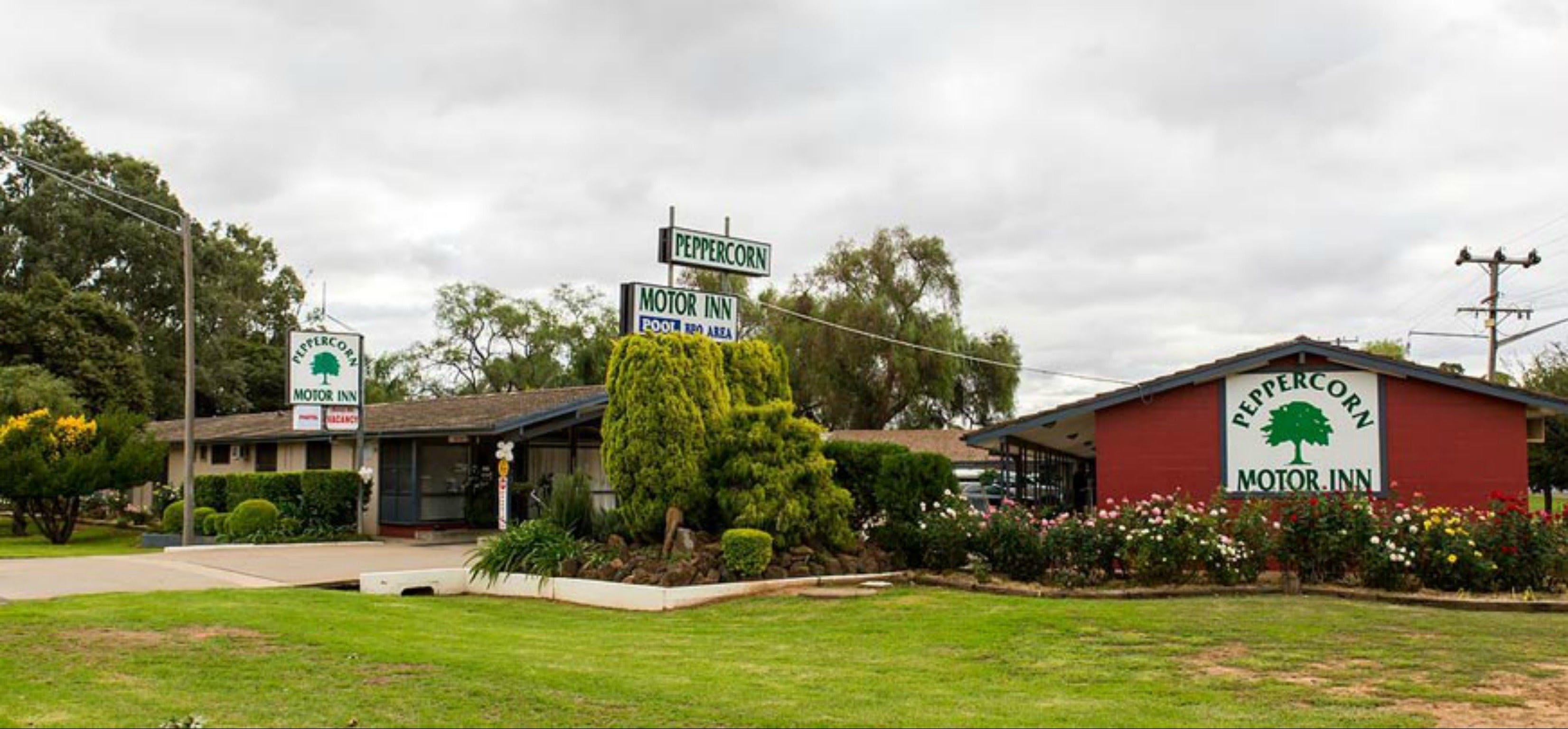 Peppercorn Motor Inn - Accommodation Whitsundays