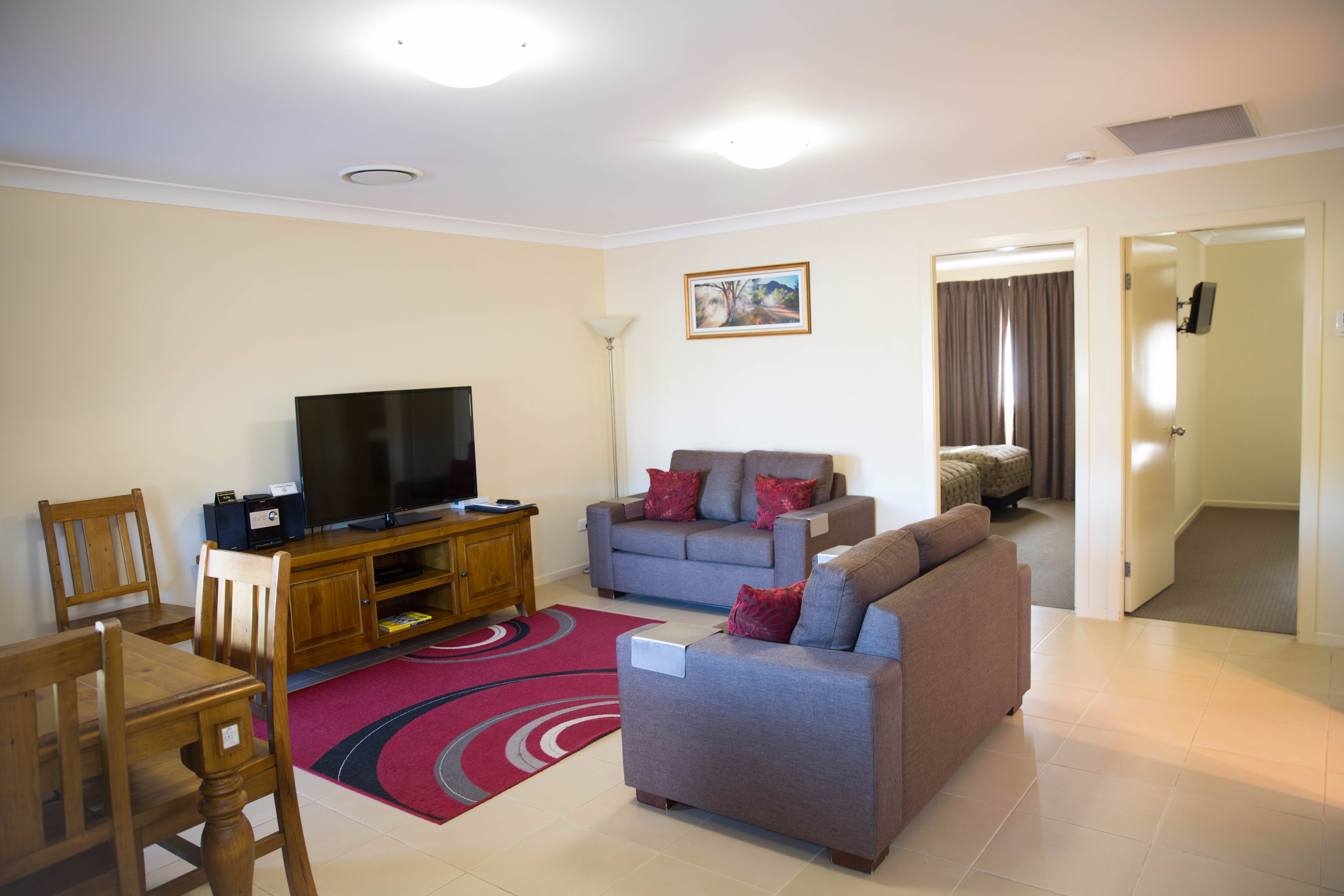 Scone Motor Inn and Apartments - Accommodation Whitsundays