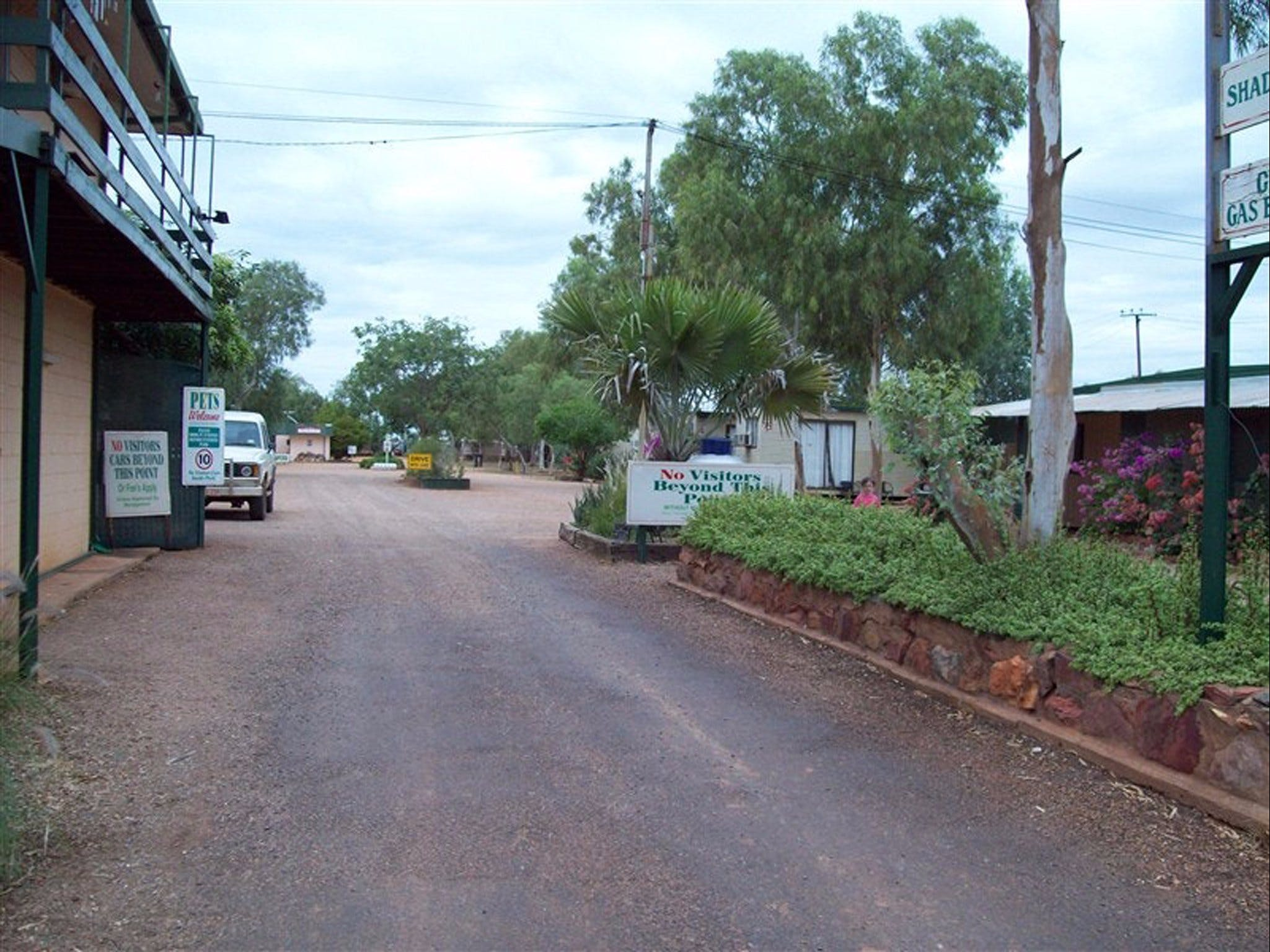 Tennant Creek Caravan Park - Accommodation Whitsundays
