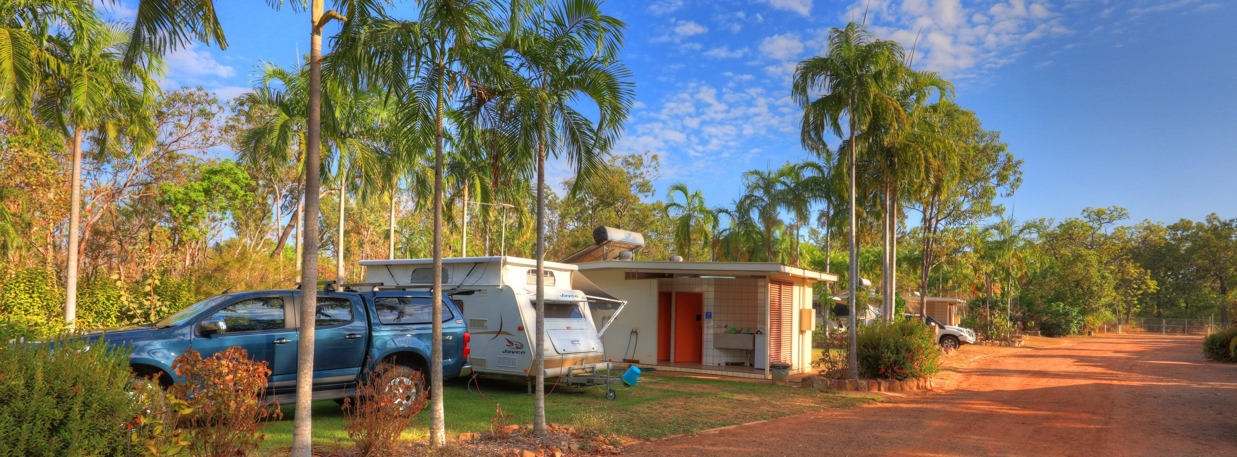 Batchelor Holiday Park - Accommodation Whitsundays