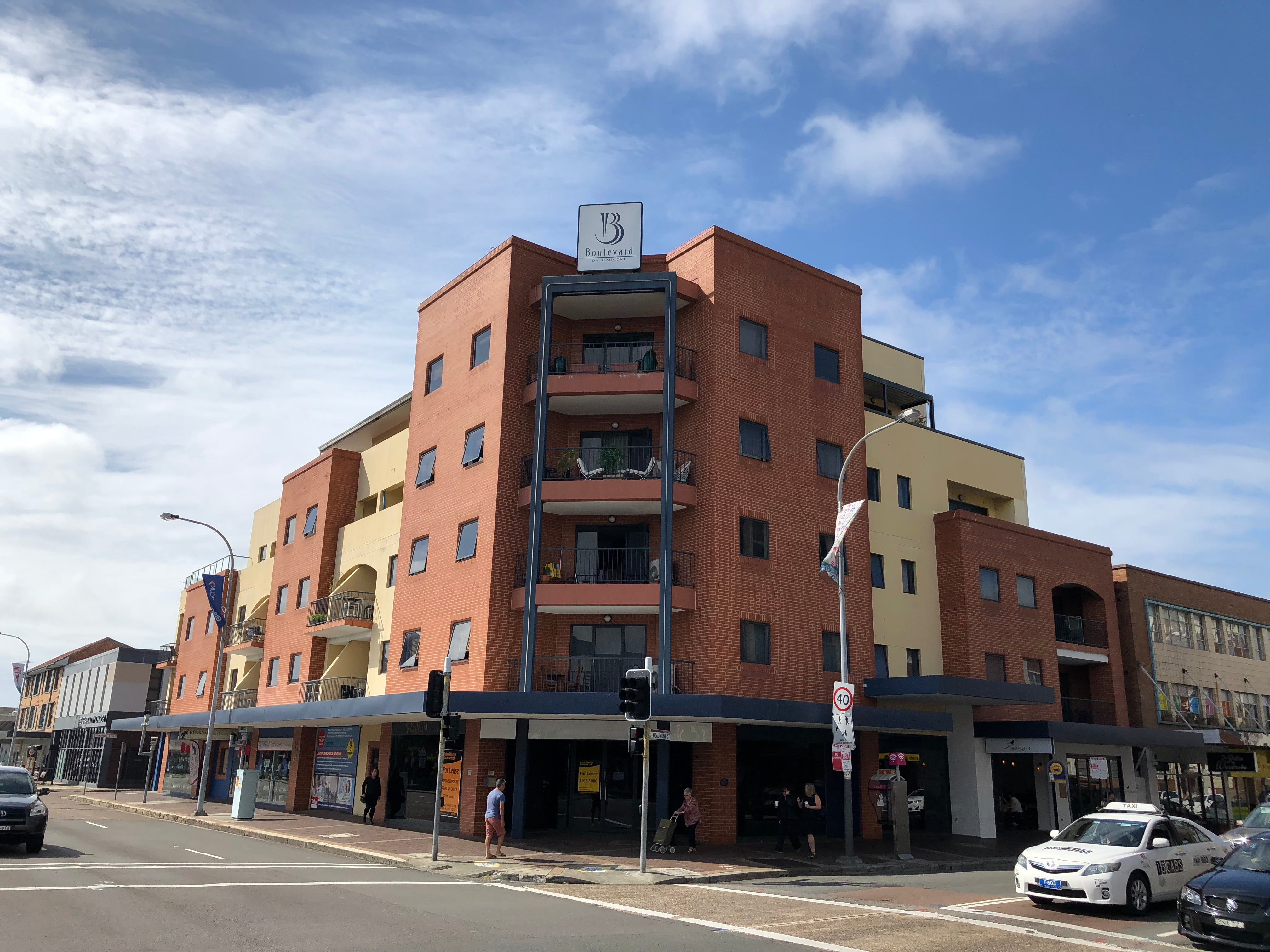 Boulevard on Beaumont apartment hotel - Accommodation Whitsundays