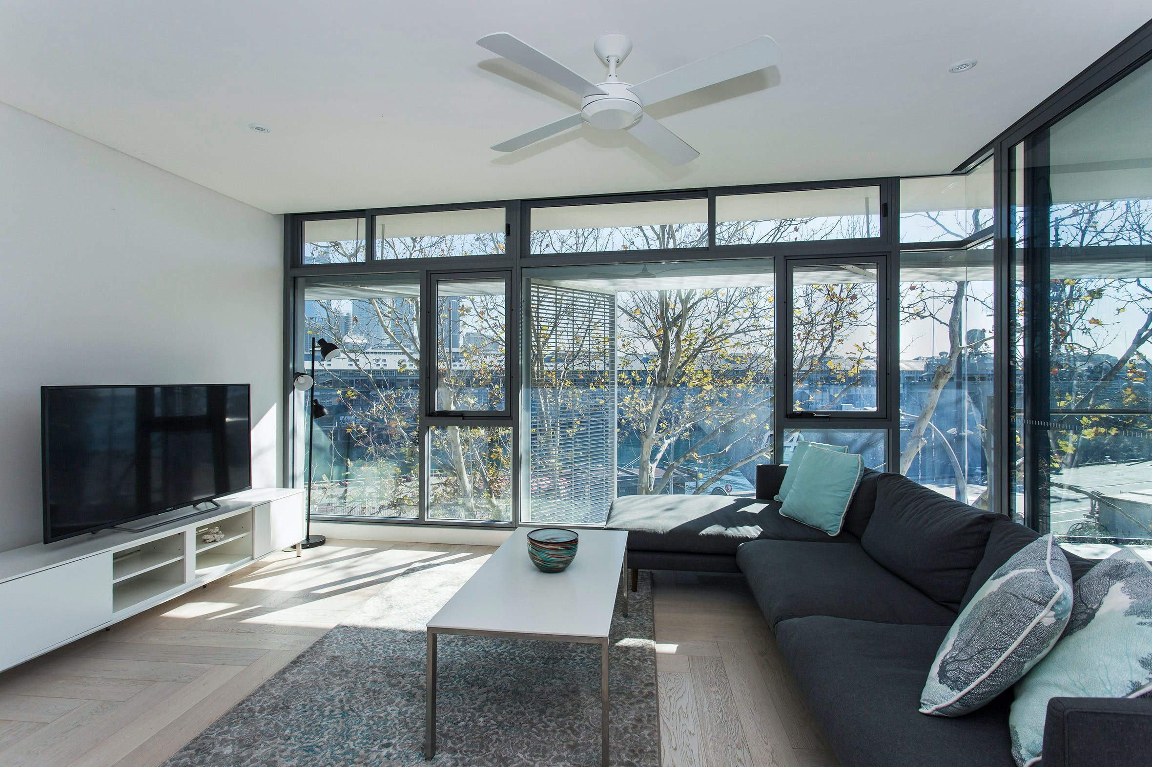 Contemporary Residence in Woolloomooloo - Accommodation Whitsundays