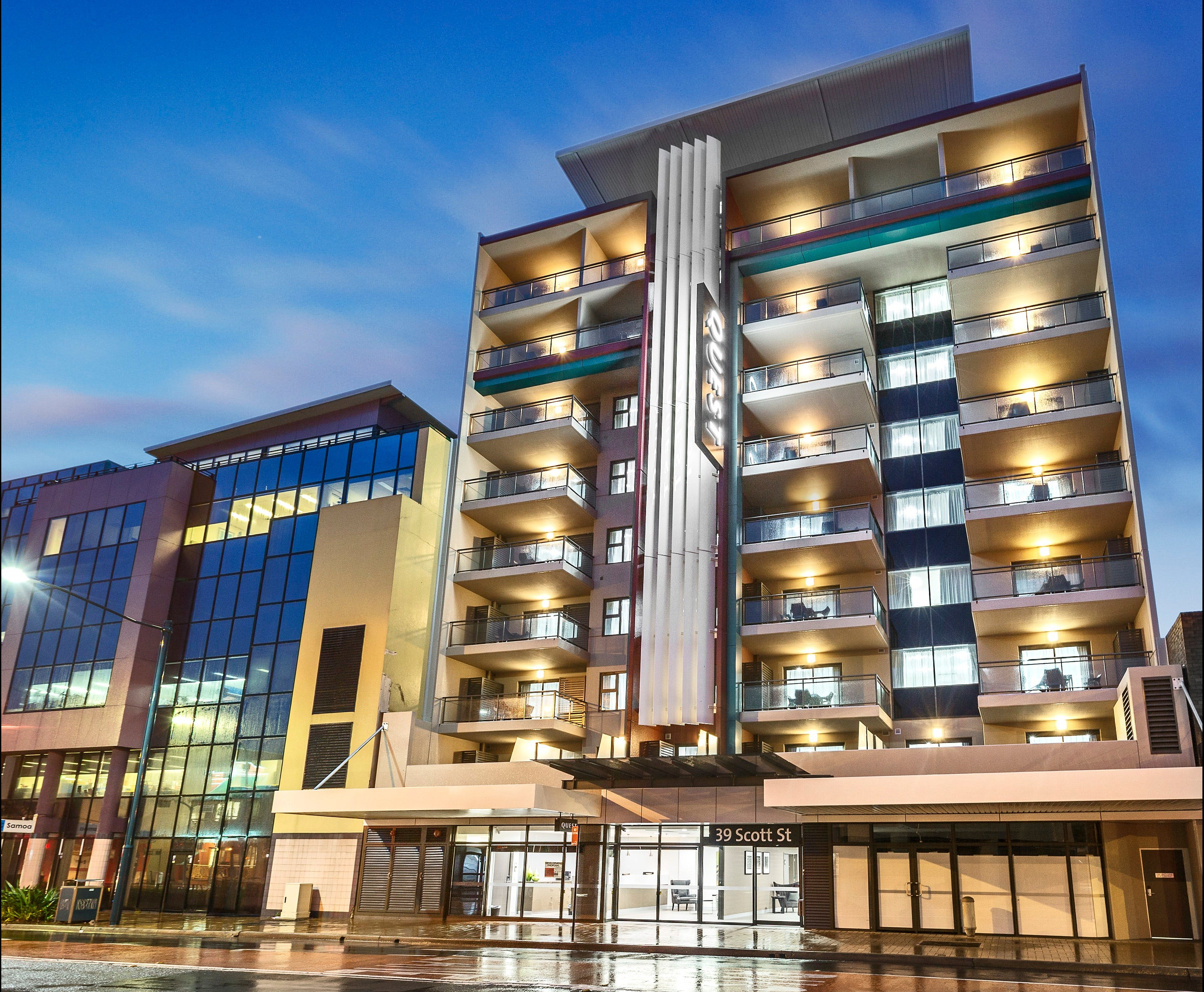 Quest  Liverpool - Accommodation Whitsundays