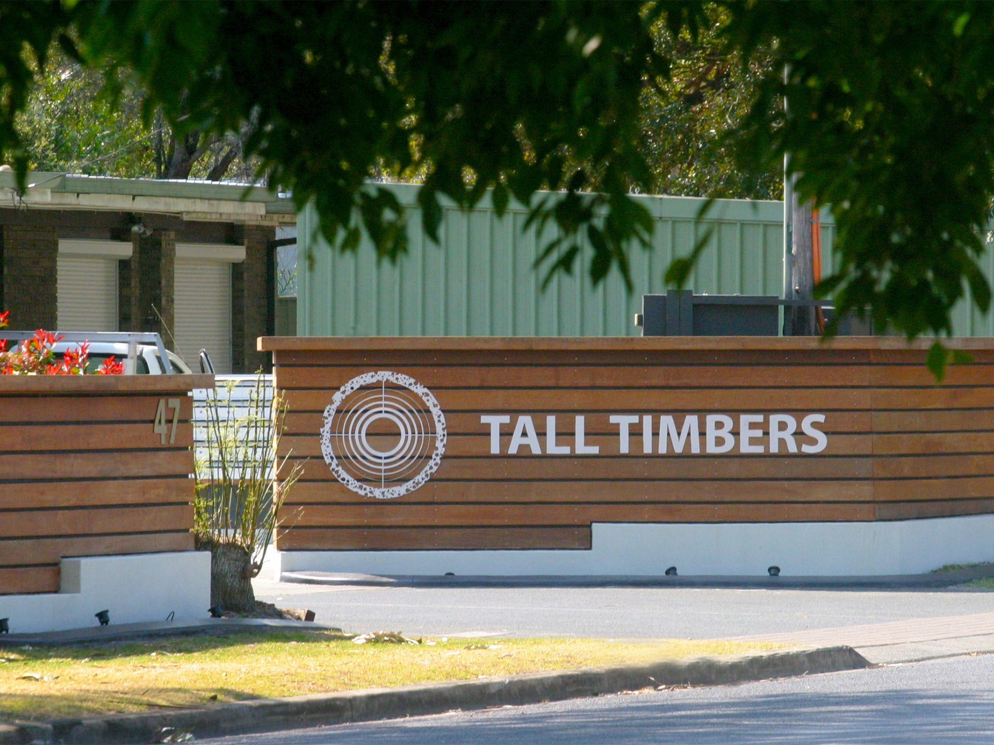 Tall Timbers Caravan Park - Accommodation Whitsundays