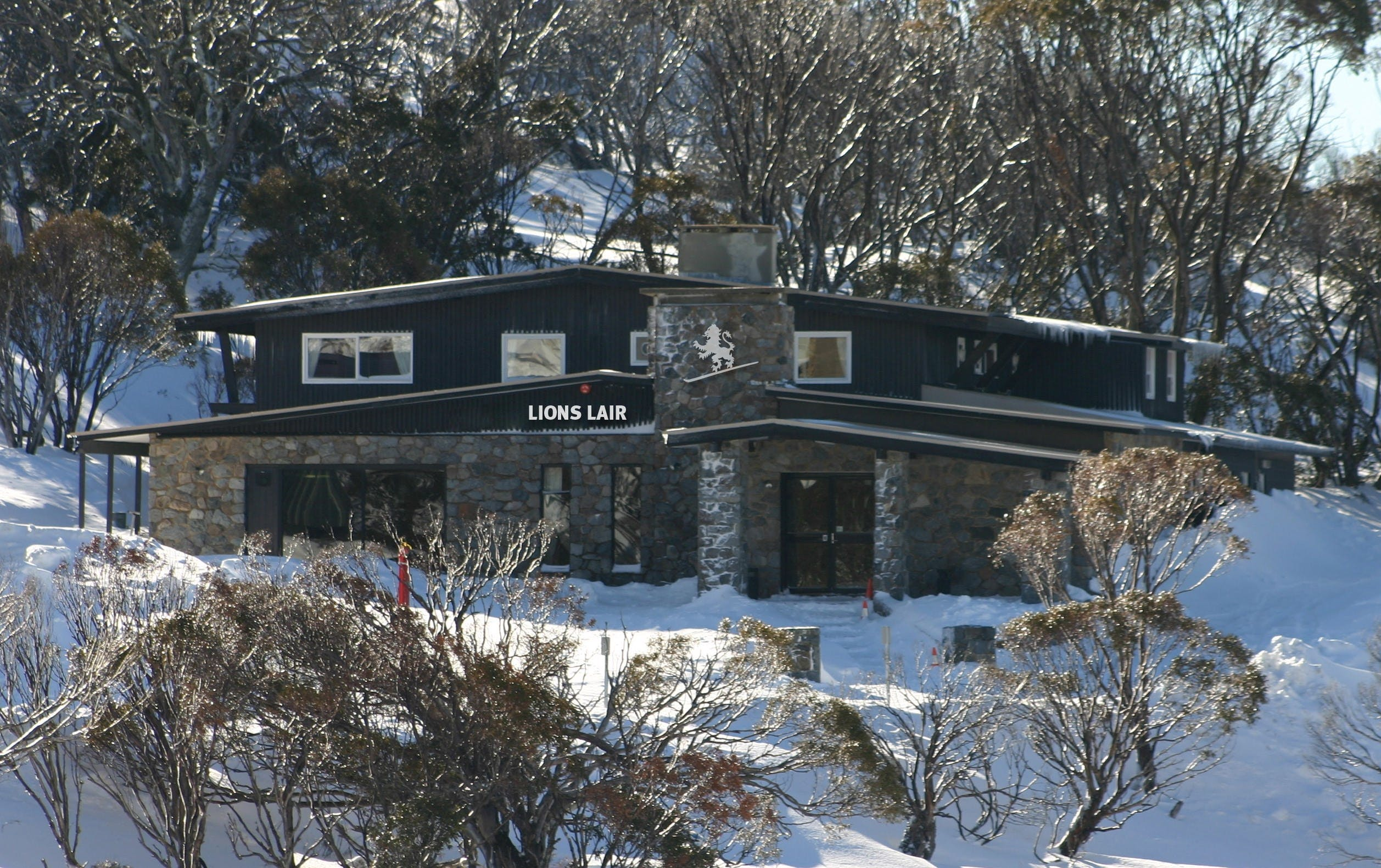 The Lions Lair Lodge - Accommodation Whitsundays