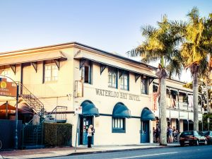The Waterloo Bay Hotel - Accommodation Whitsundays